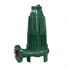 F621 SEWAGE-WASTE Series: Sewage or Dewatering Submersible Pumps