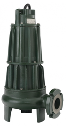 "[6123-0008] F6123  Submersible Sewage Pump 3HP, 3"" Discharge"